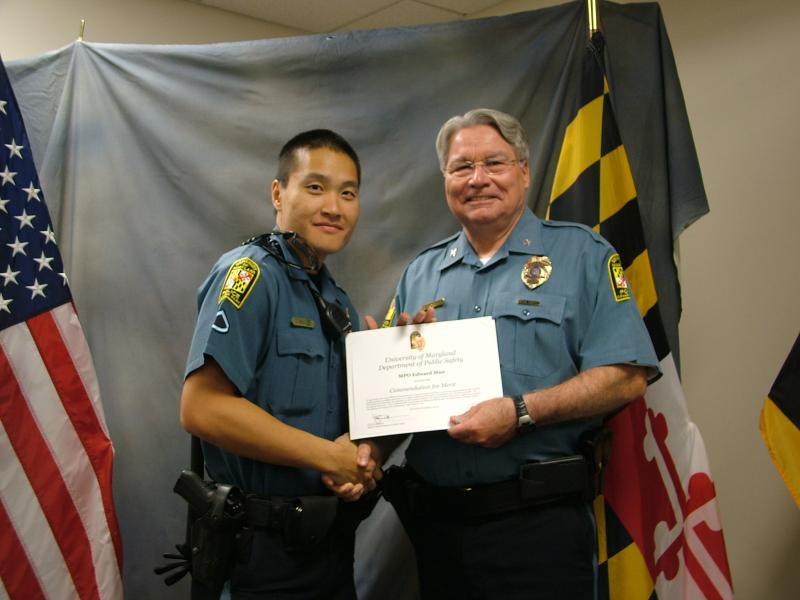 MPO Man and Chief Mitchell