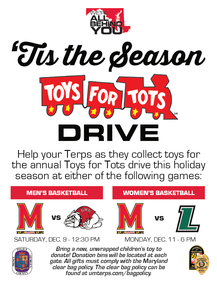 Toys For Tots Flyer 2017 : News umpd